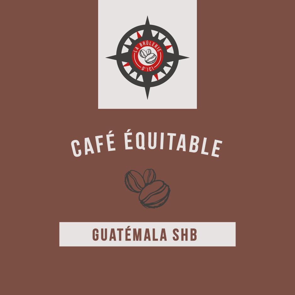 Guatémala SHB - Café équitable
