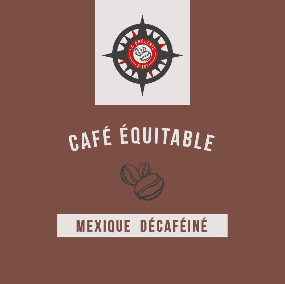 Mexique décaféiné - Café équitable