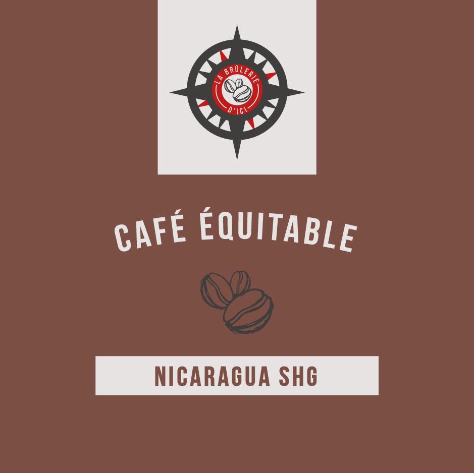 Nicaragua SHG - Café équitable