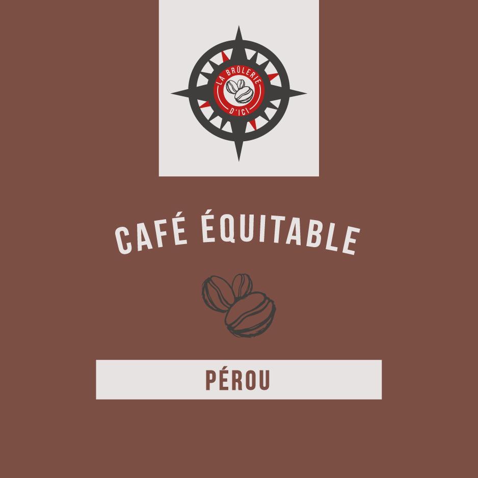 Pérou - Café équitable