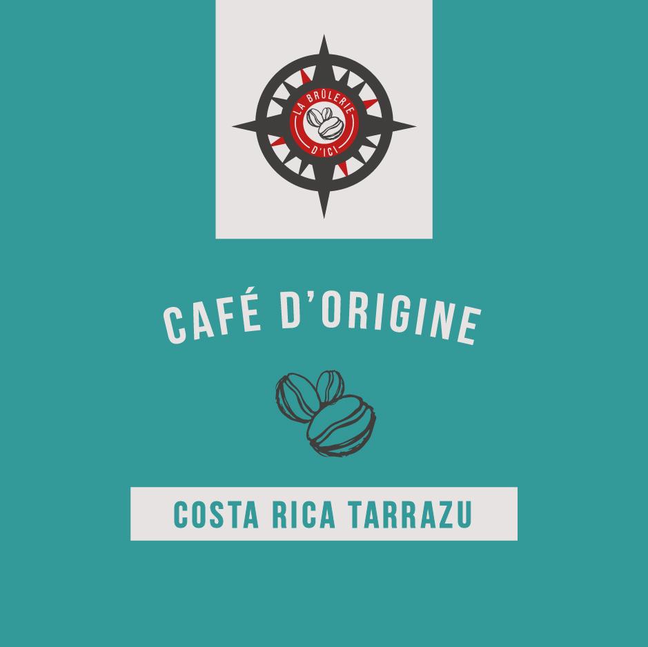Costa Rica Tarrazu - Café d'origine