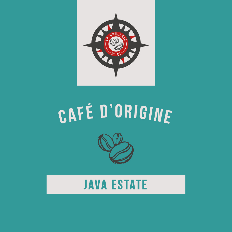 Java Estate - Café d'origine