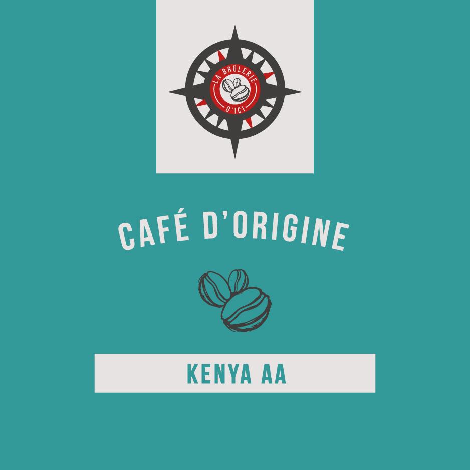 Kenya AA - Café d'origine