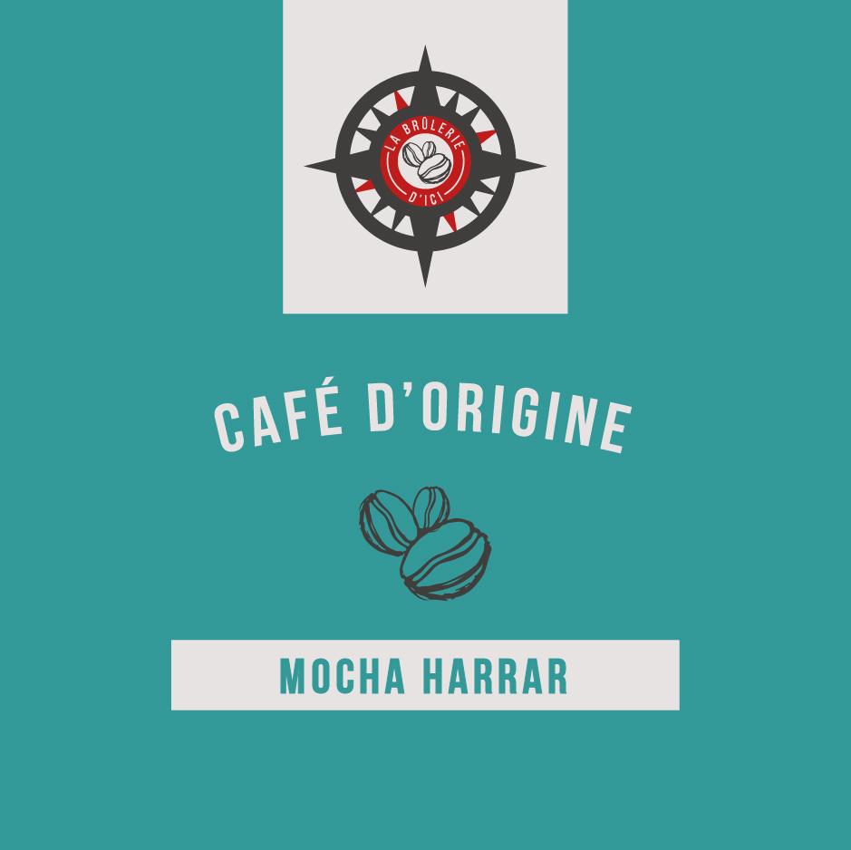 Mocha Harrar - Café d'origine