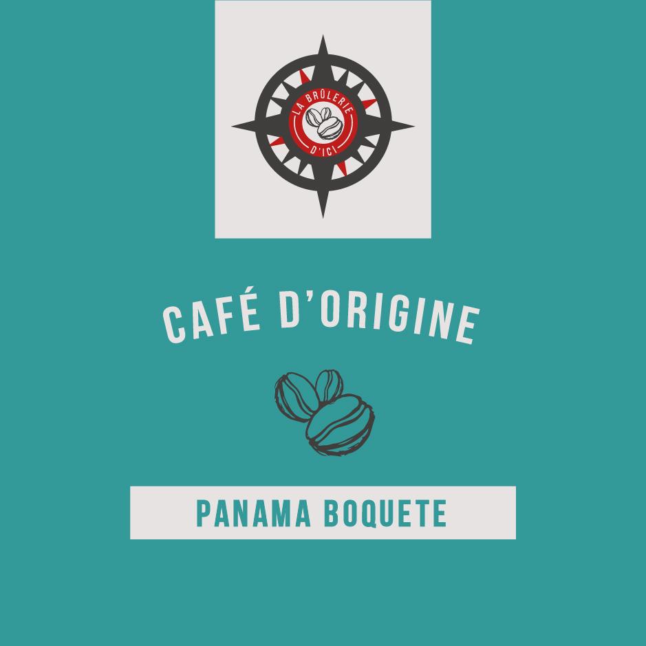 Panama Boquete - Café d'origine