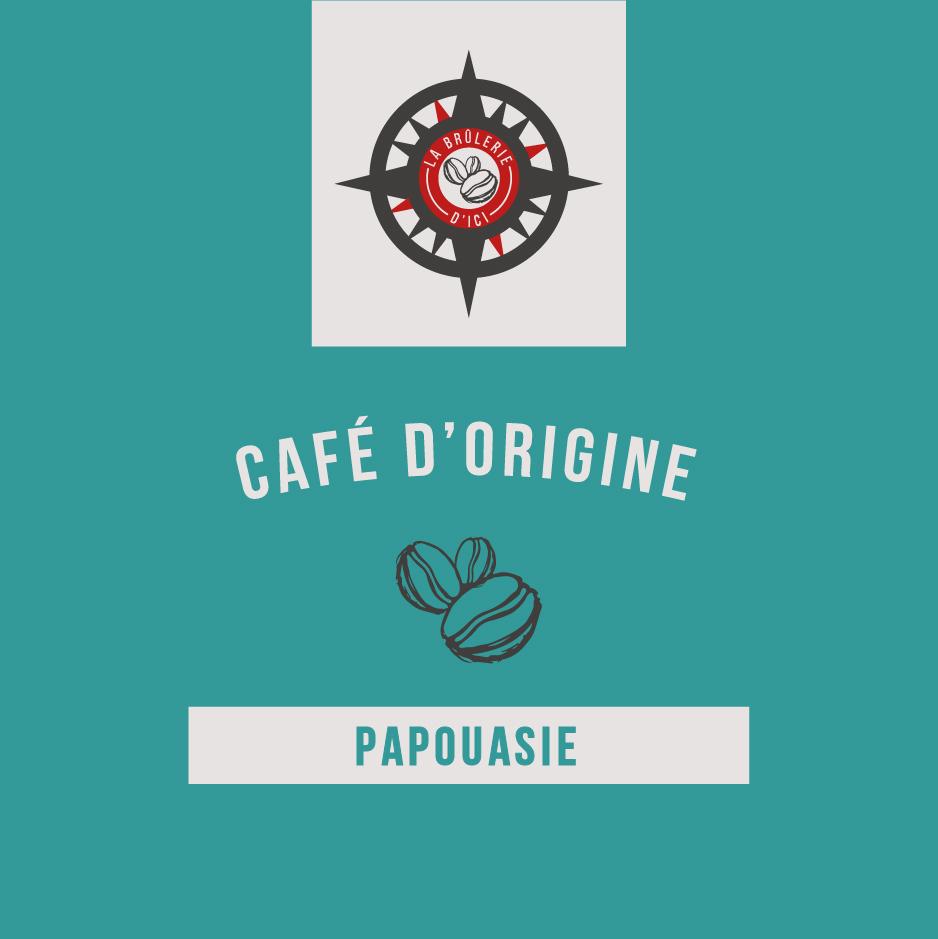 Papouasie Sigri - Café d'origine