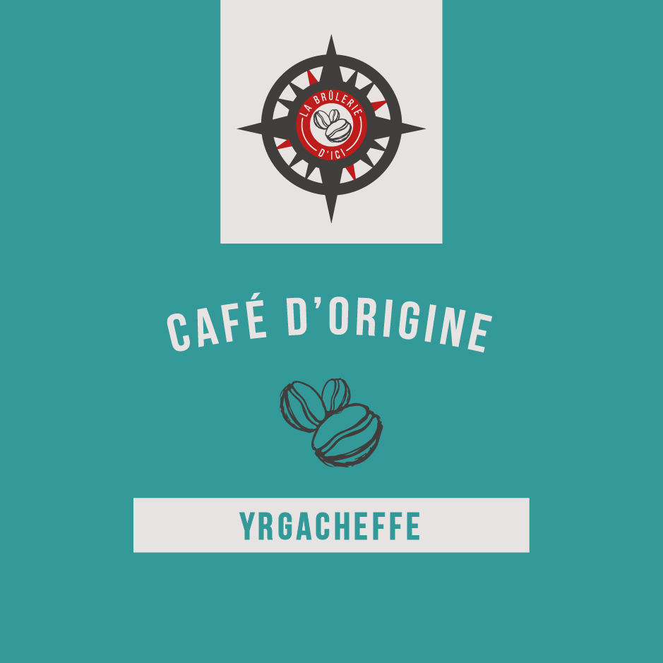 Yrgacheffe - Café d'origine