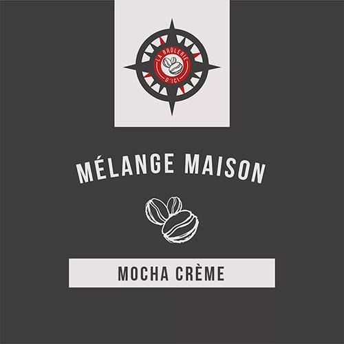 Mocha Crème - Mélange maison