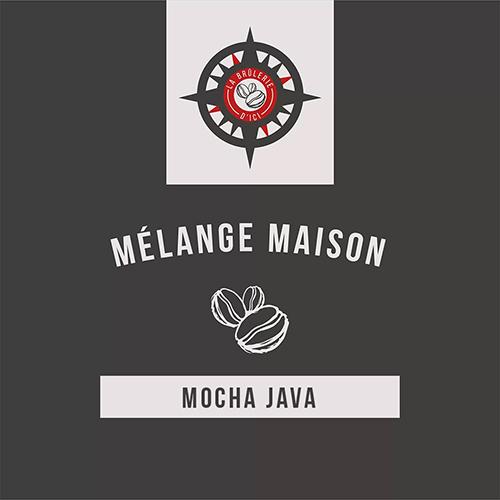 Mocha Java - Mélange maison