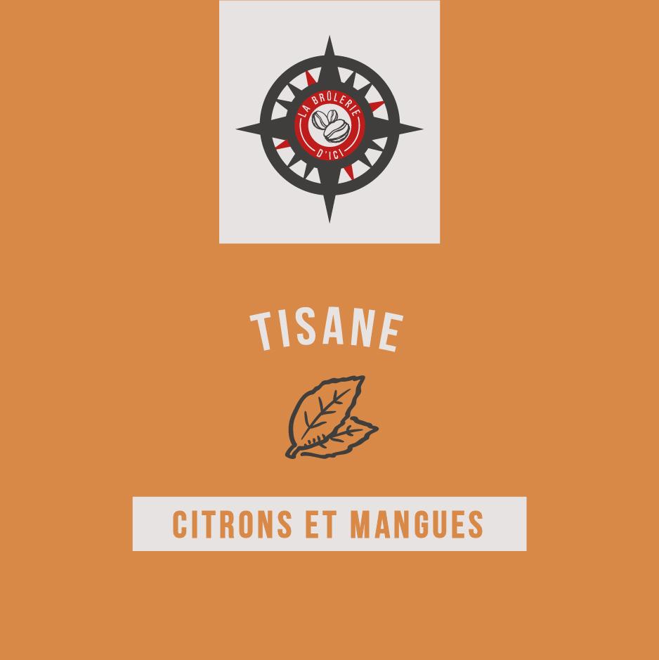 Citrons et mangues - Thé et tisane