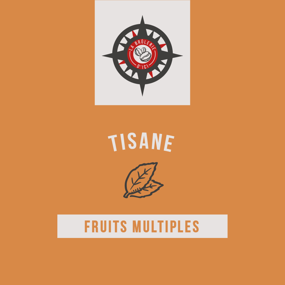 Fruits multiples - Thé et tisane