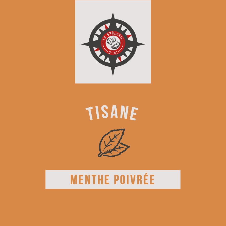 Menthe poivrée - Thé et tisane