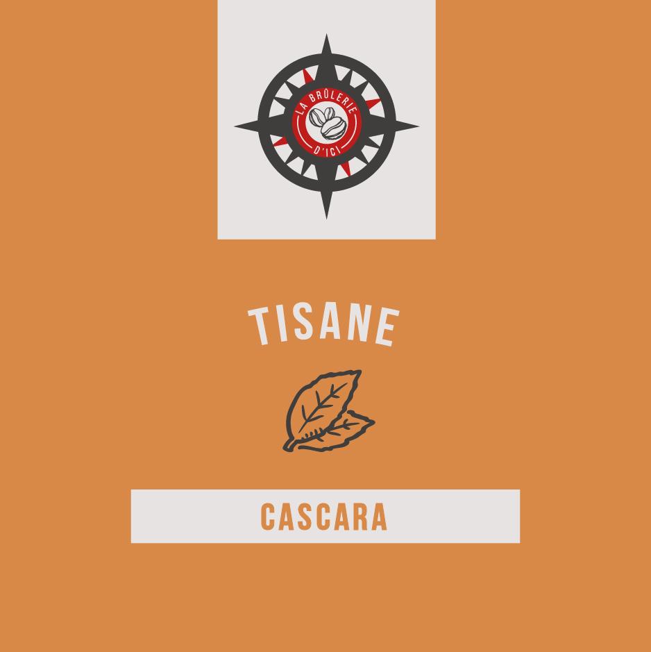 Cascara - Thé et tisane