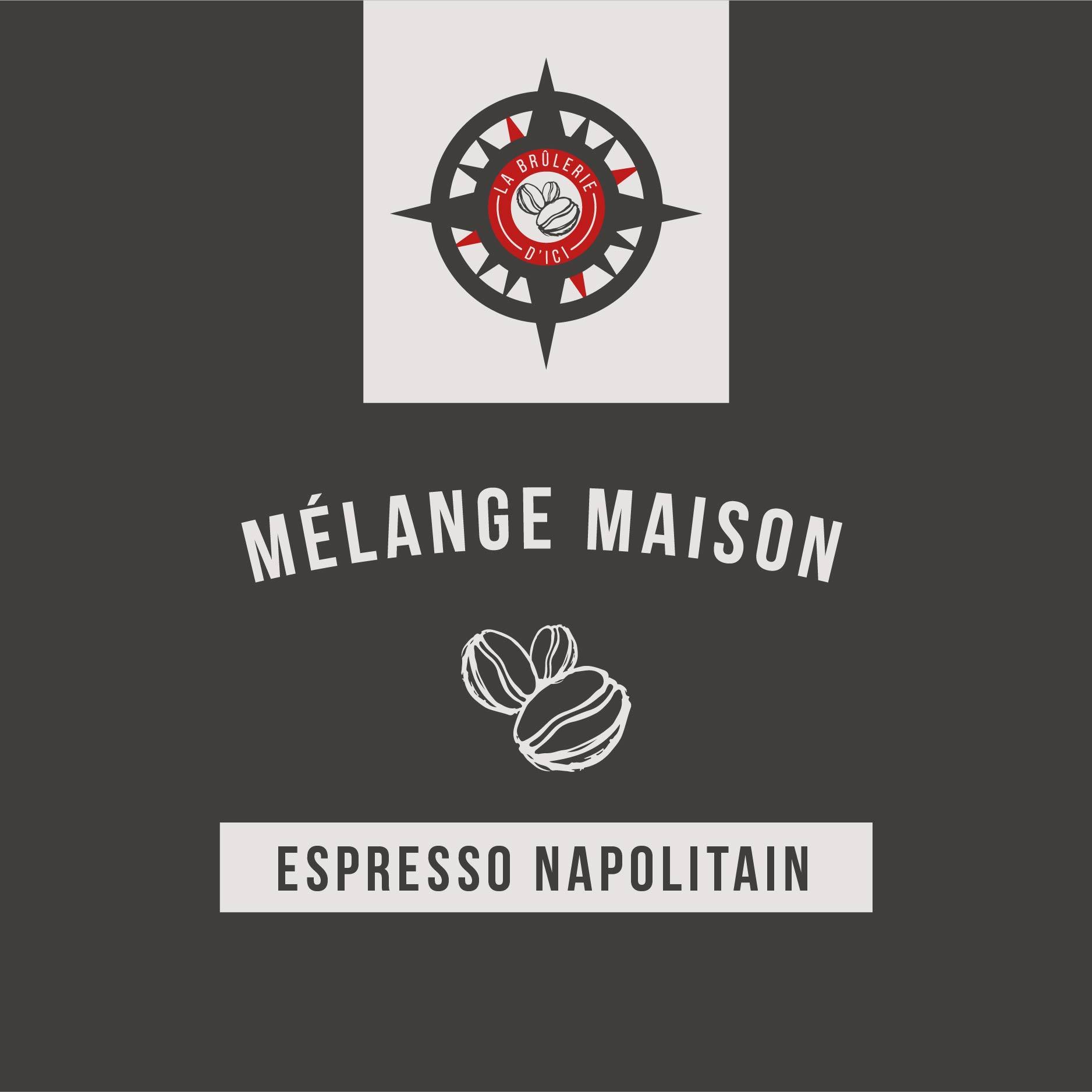 Espresso Napolitain - Mélange maison