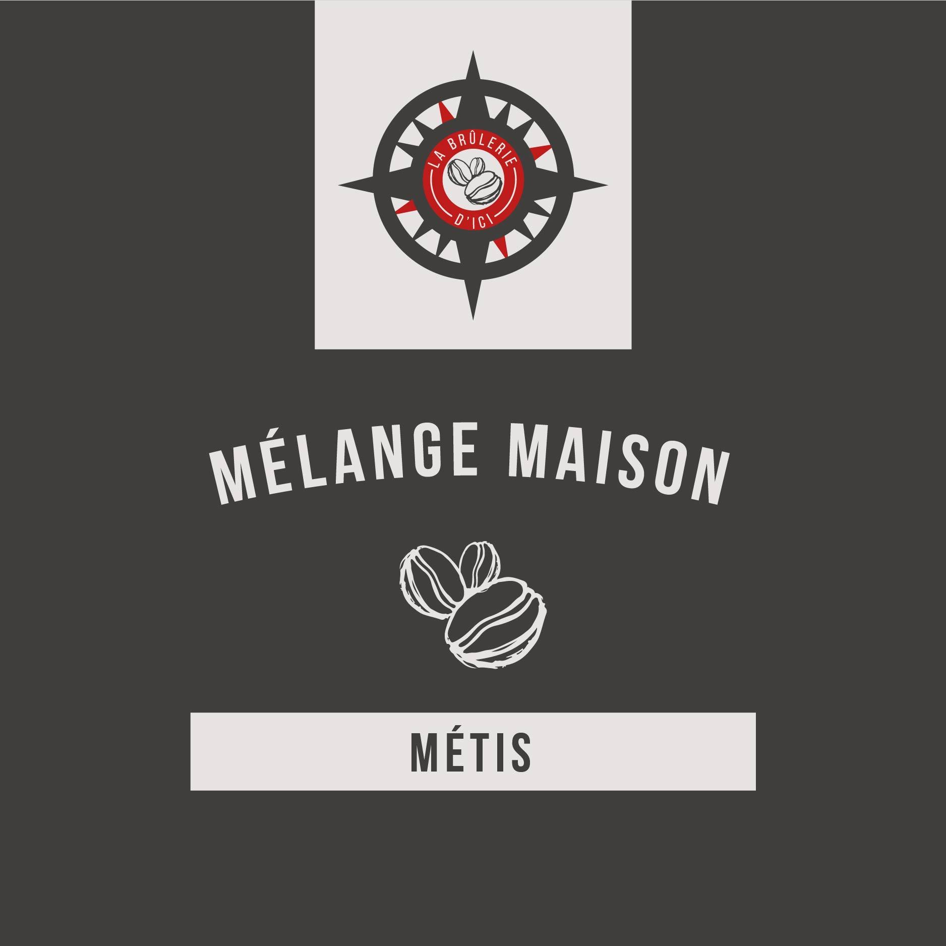 Métis - Mélange maison