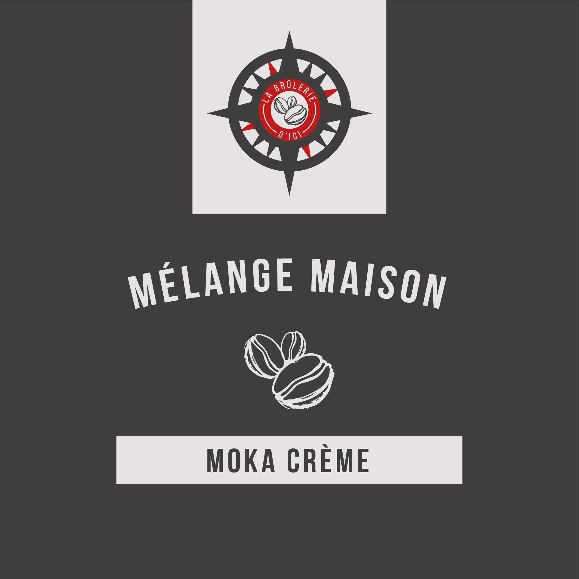 Moka Crème - Mélange maison