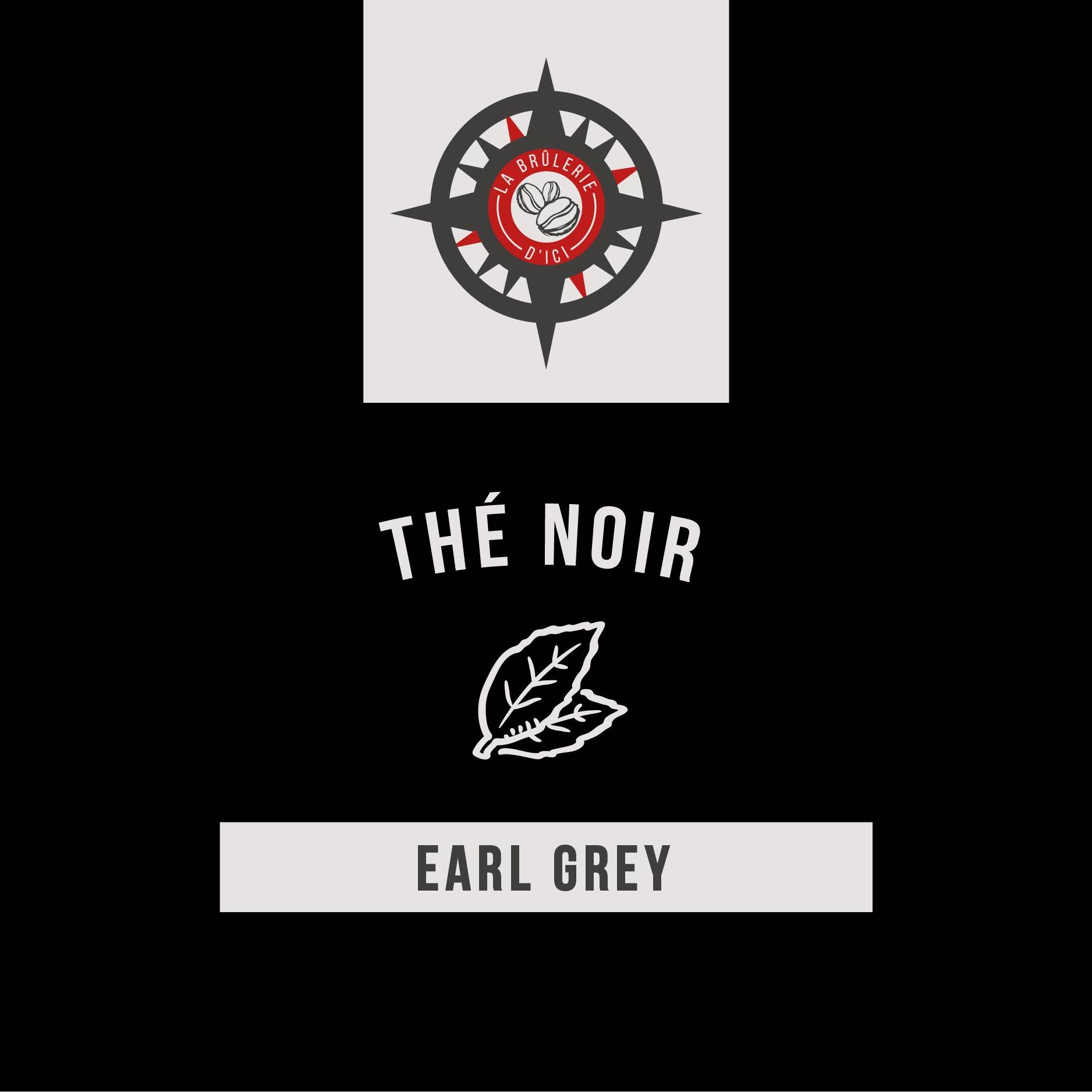 Earl Grey - Thé et tisane