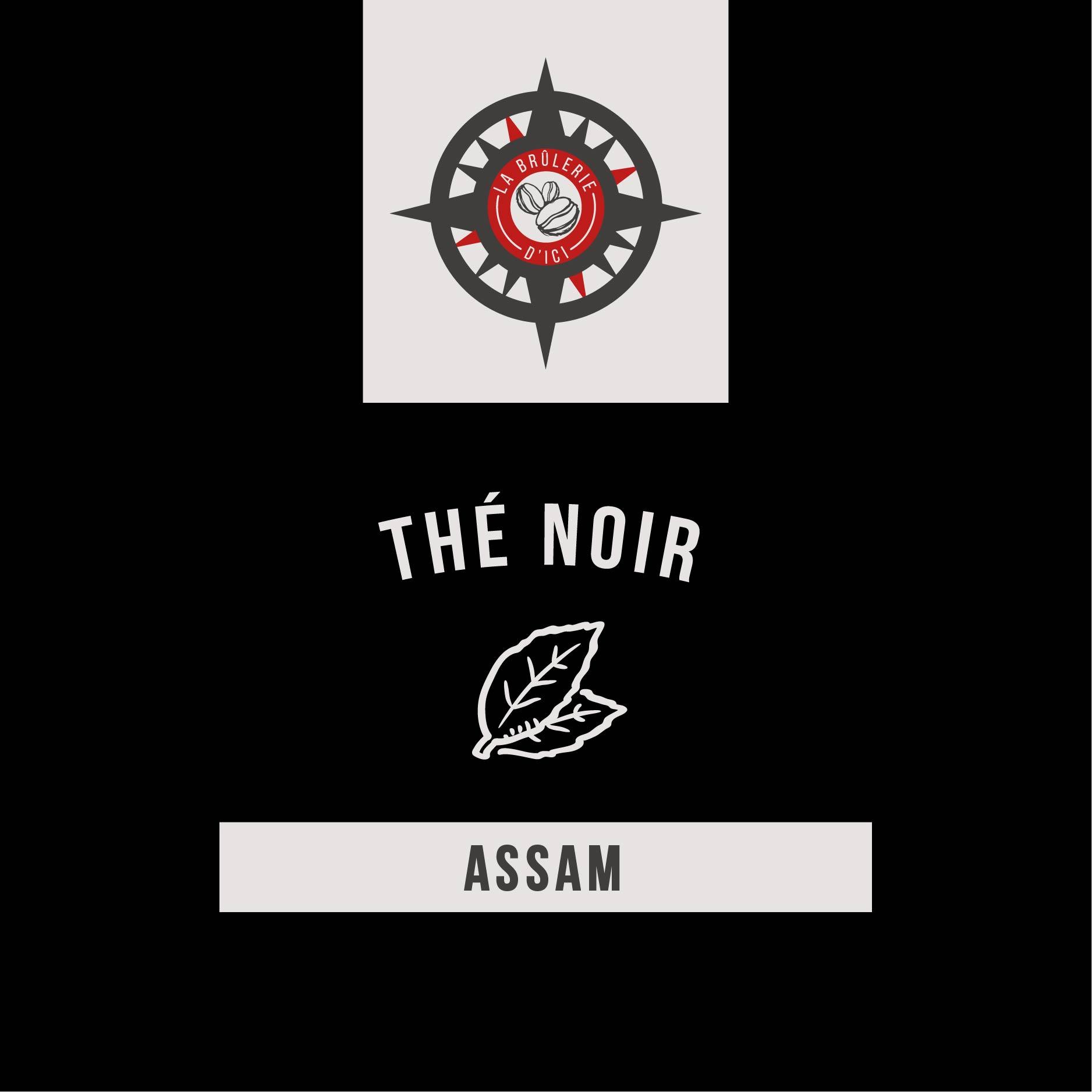 Assam - Thé et tisane