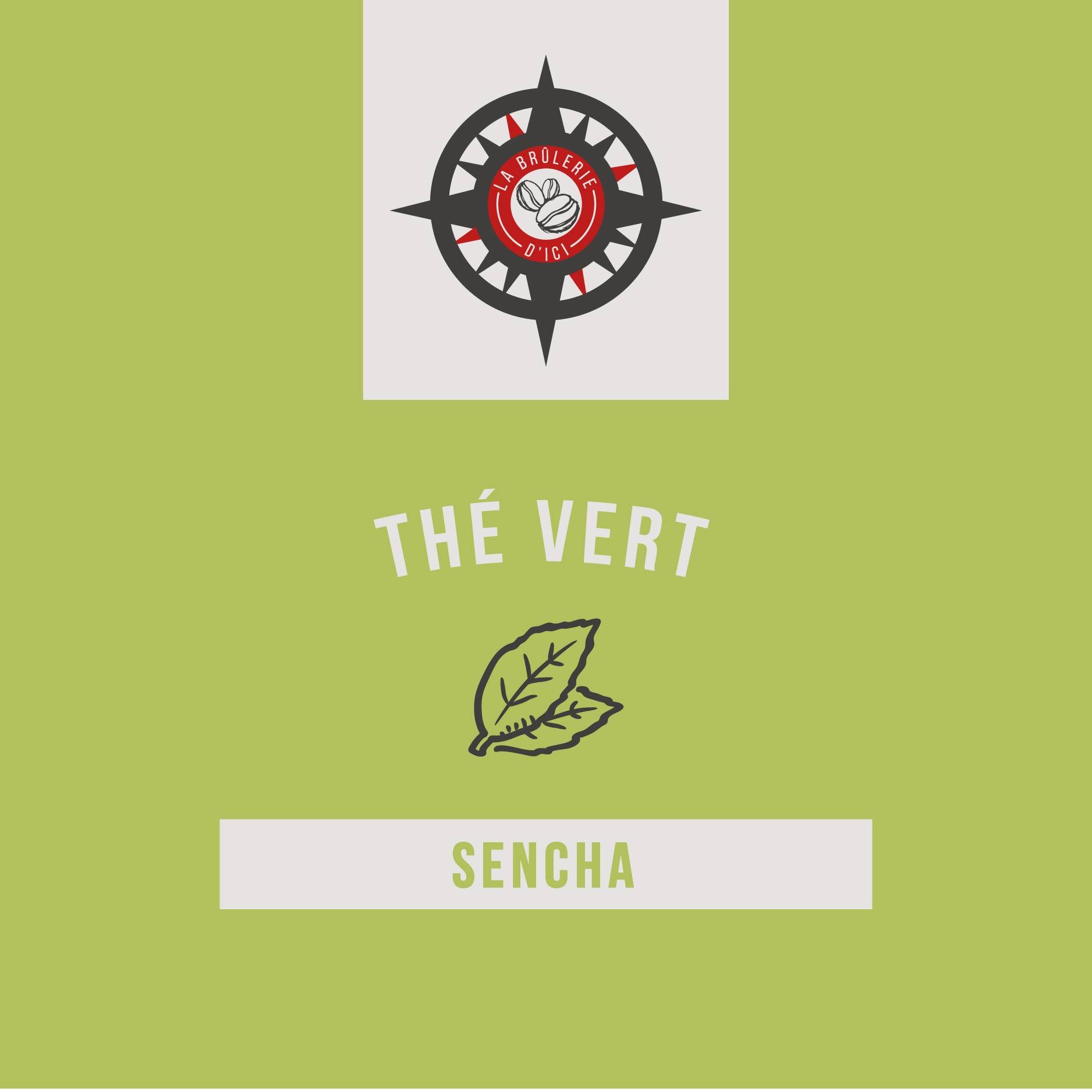 Sencha - Thé et tisane